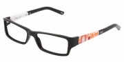D&G DD1181 Eyeglasses Eyeglasses - 980 Black