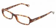 D&G DD1201 Eyeglasses Eyeglasses - 784 Havana