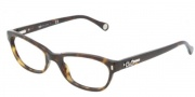 D&G DD1205 Eyeglasses Eyeglasses - 502 Havana