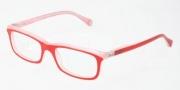 D&G DD1214 Eyeglasses Eyeglasses - 1764 Red on Pink