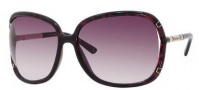 Juicy Couture The Beau/S Sunglasses Sunglasses - 0V08 Tortoise (YY Brown Gradient Lens)
