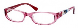 Juicy Couture Maisey Eyeglasses Eyeglasses - 0JMJ Raspberry