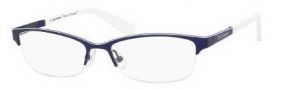 Juicy Couture Venice Eyeglasses Eyeglasses - 0FN9 Navy Satin