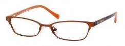 Juicy Couture Splendid Eyeglasses Eyeglasses - 0JPE Tortoise Coral