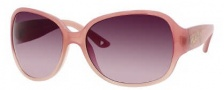 Juicy Couture Jasmine/S Sunglasses Sunglasses - 0GA4 Raspberry Coral (2G Burgundy Gradient Lens)