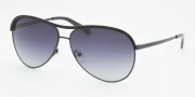 Tory Burch TY6015B Sunglasses Sunglasses - 107/11 Black