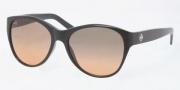 Tory Burch TY7032 Sunglasses Sunglasses - 501/95 Black Orange / Gray Gradient