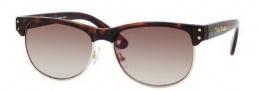 Juicy Couture Epic/S Sunglasses Sunglasses - 0V08 Tortoise Gold (Y6 Brown Gradient Lens)