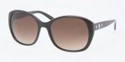 Tory Burch TY7034 Sunglasses Sunglasses - 501/11 Black / Grey Gradient