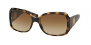 Tory Burch TY9010 Sunglasses Sunglasses - 510/13 Tortoise / Brown Gradient