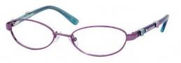 Juicy Couture Golden Eyeglasses Eyeglasses - 0JNB Lavender