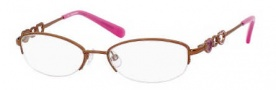 Juicy Couture Bit Eyeglasses Eyeglasses - 0JMZ Brown