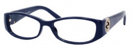 Gucci 3186 Eyeglasses Eyeglasses - 0754 Blue