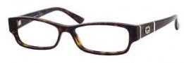 Gucci GG 3201 Eyeglasses Eyeglasses - 0086 Dark Havana