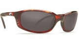 Costa Del Mar Brine RXable Sunglasses Sunglasses - Shiny Tortoise