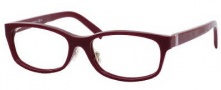 Gucci 3528/U/F Eyeglasses Eyeglasses - 0LHF Opal Burgundy