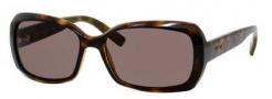 Gucci 3206/S Sunglasses Sunglasses - 0Q18 Chocolate Havana (EJ Brown Lens)