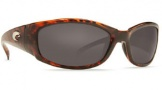 Costa Del Mar Hammerhead RXable Sunglasses Sunglasses - Shiny Tortoise