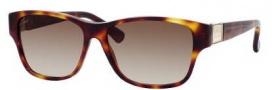 Gucci 3208/S Sunglasses Sunglasses - 005L Havana (CC Brown Gradient Lens)
