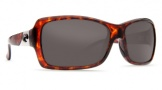 Costa Del Mar Islamorada RXable Sunglasses Sunglasses - Shiny Tortoise