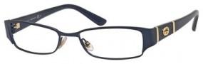 Gucci GG 2910 Eyeglasses Eyeglasses - 0MMR Navy Blue