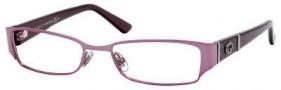 Gucci GG 2910 Eyeglasses Eyeglasses - 0VNZ Pink Purple