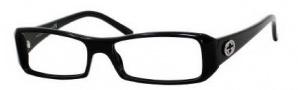 Gucci 3092 Eyeglasses Eyeglasses - 0807 Black