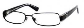 Gucci 2869 Eyeglasses Eyeglasses - 0PCL Black Crystal