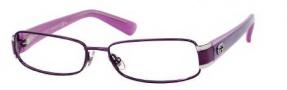 Gucci 2869 Eyeglasses Eyeglasses - 0lQ5 Violet Palladium