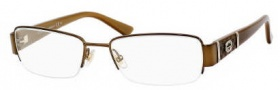 Gucci GG 2878 Eyeglasses Eyeglasses - 0Ml2 Brown