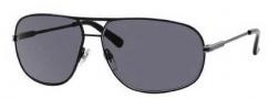 Gucci 1956 Sunglasses Sunglasses - 0PDE Semi Matte Black (BN Dark Gray Lens)