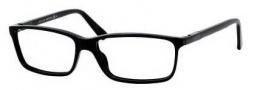 Gucci 1650 Eyeglasses Eyeglasses - 029A Shiny Black
