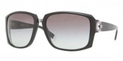 DKNY DY4074 Sunglasses Sunglasses - 300111 Black / Gray Gradient