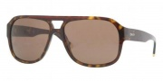 DKNY DY4077 Sunglasses Sunglasses - 301673 Dark Tortoise / Brown