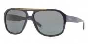 DKNY DY4077 Sunglasses Sunglasses - 394587 Blue / Gray