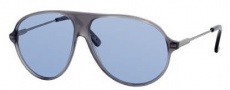Gucci 1649/S Sunglasses Sunglasses - 0JJ3 Gray Ruthenium (76 Blue Lens)
