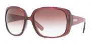 DKNY DY4079 Sunglasses Sunglasses - 35068H Violet / Violet Gradient