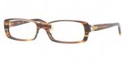 DKNY DY4610B Eyeglasses Eyeglasses - 3473 Striped Havana