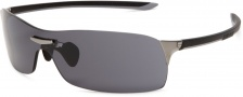 Tag Heuer Squadra 5508 Sunglasses Sunglasses - 108 Black-Light Grey / Dark Lug / Grey Photochromic Lenses