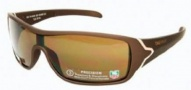 Tag Heuer Racer 9206 Sunglasses Sunglasses - 212 Soft Brown Temples / Polished Red Gold Lug / Brown Precision Lenses