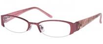 Candies C Alba Eyeglasses Eyeglasses - PK: Pink