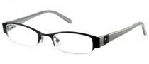 Candies C Alicia Eyeglasses Eyeglasses - MBLK: Matte Black