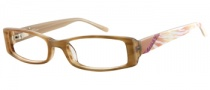 Candies C Andrea Eyeglasses Eyeglasses - BE: Beige