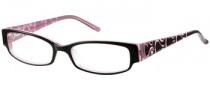 Candies C Asia Eyeglasses Eyeglasses - BLKPK: Black Pink