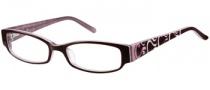 Candies C Asia Eyeglasses Eyeglasses - BUPK: Burgundy Pink