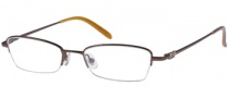 Candies C Bella Eyeglasses Eyeglasses - BRN: Brown