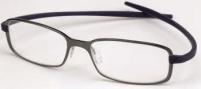 Tag Heuer Reflex 2 Eyeglasses 3706  Eyeglasses - 019 Anthracite Ceramic Front / Smart Blue Temples