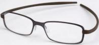 Tag Heuer Reflex 2 Eyeglasses 3706  Eyeglasses - 002 Chocolate Ceramic Front / Havana Temples