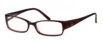 Candies C Elisa Eyeglasses Eyeglasses - BU: Burgundy
