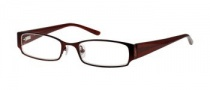Candies C Emma Eyeglasses Eyeglasses - BU: Burgundy
